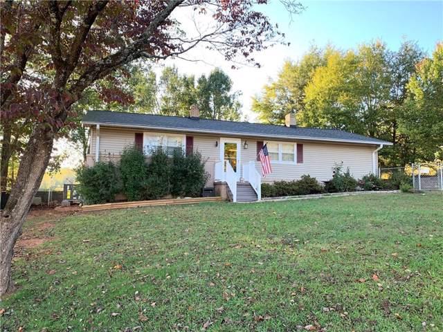 107 Newton Hill Road, Pickens, SC 29671 (MLS #20222609) :: Les Walden Real Estate