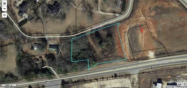 Blank Toccoa Highway, Westminster, SC 29693 (MLS #20222610) :: Les Walden Real Estate