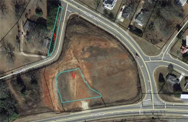 0 Taccoa Highway, Westminster, SC 29693 (MLS #20222613) :: Les Walden Real Estate