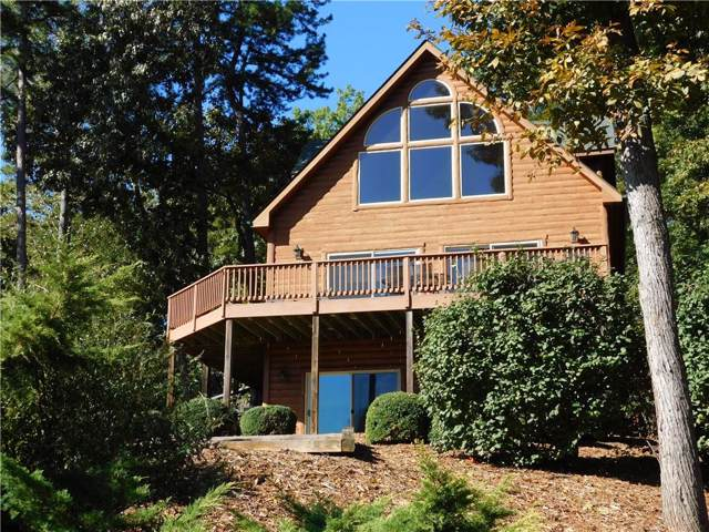 221 Serenity Bay Drive, Seneca, SC 29672 (MLS #20222620) :: Tri-County Properties at KW Lake Region