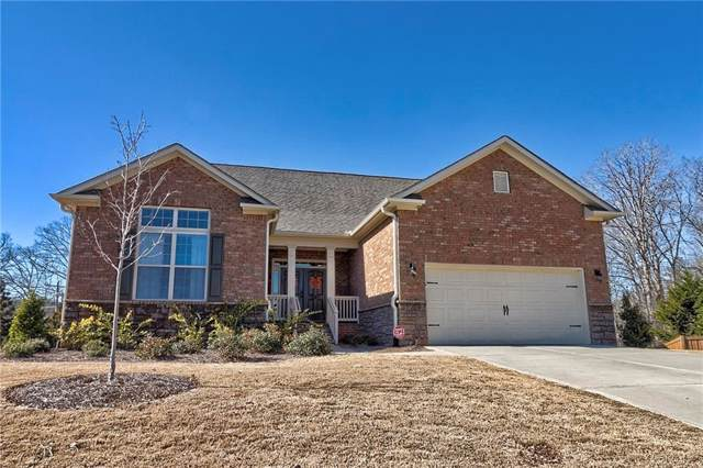 210 Buxton Court, Easley, SC 29642 (MLS #20222623) :: Tri-County Properties at KW Lake Region