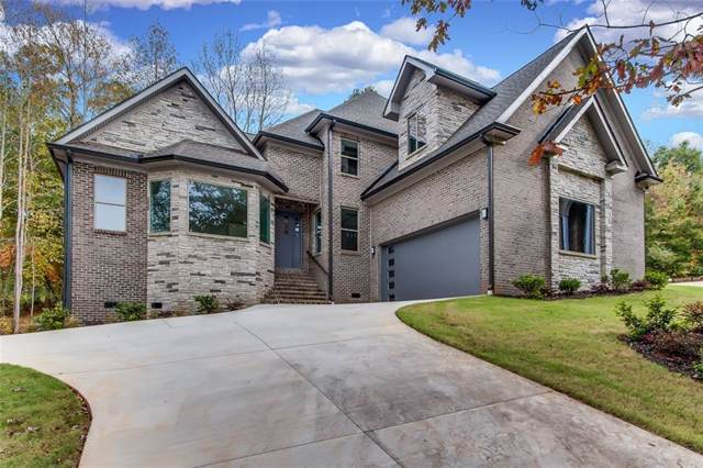 140 Turnberry Road, Anderson, SC 29621 (MLS #20222640) :: Tri-County Properties at KW Lake Region