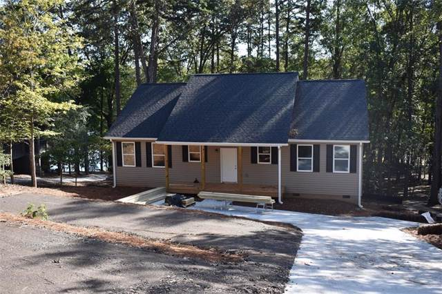 218 Elm Drive, Westminster, SC 29693 (MLS #20222667) :: Tri-County Properties at KW Lake Region