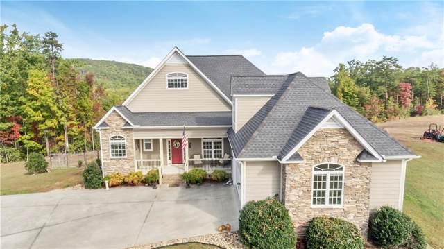 403 Lake Ridge Court, Salem, SC 29676 (MLS #20222683) :: Tri-County Properties at KW Lake Region