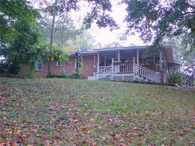81 Parnell Road, Abbeville, SC 29620 (MLS #20222686) :: The Powell Group