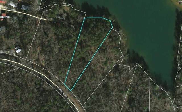 Lot 54 Gap Hill Road, Six Mile, SC 29682 (#20222688) :: Connie Rice and Partners