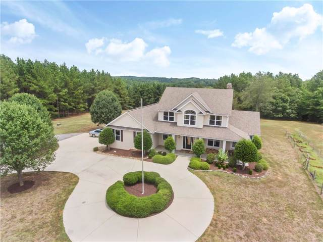 620 Cannon Bottom Road, Belton, SC 29627 (MLS #20222699) :: Tri-County Properties at KW Lake Region