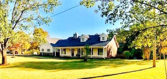 240 Knox Road, Seneca, SC 29672 (MLS #20222709) :: Les Walden Real Estate