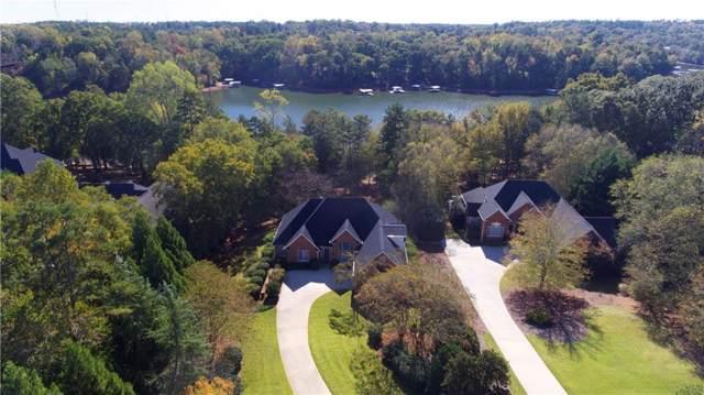 1036 N Shore Drive, Anderson, SC 29625 (MLS #20222741) :: Tri-County Properties at KW Lake Region