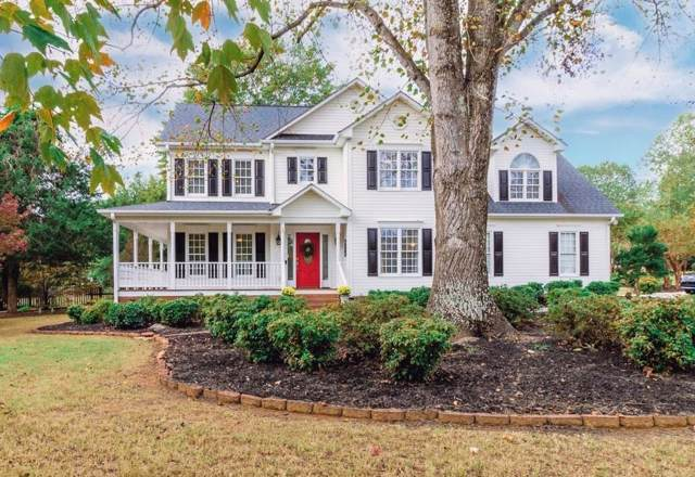 103 Amberly Court, Easley, SC 29642 (MLS #20222744) :: Tri-County Properties at KW Lake Region