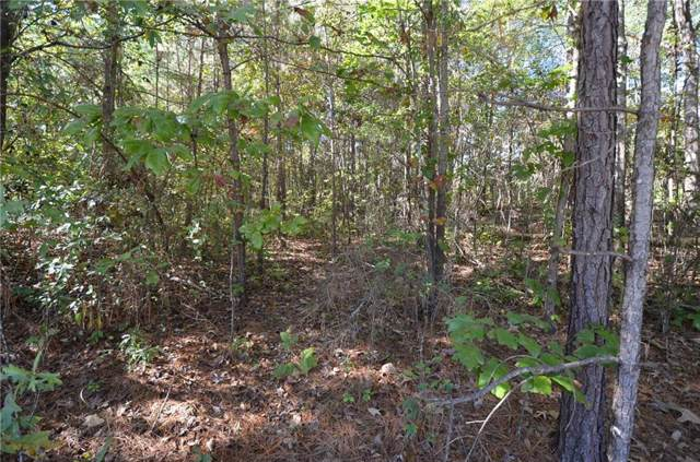 Lot 3 Parkview Drive, Fair Play, SC 29643 (MLS #20222746) :: Tri-County Properties at KW Lake Region
