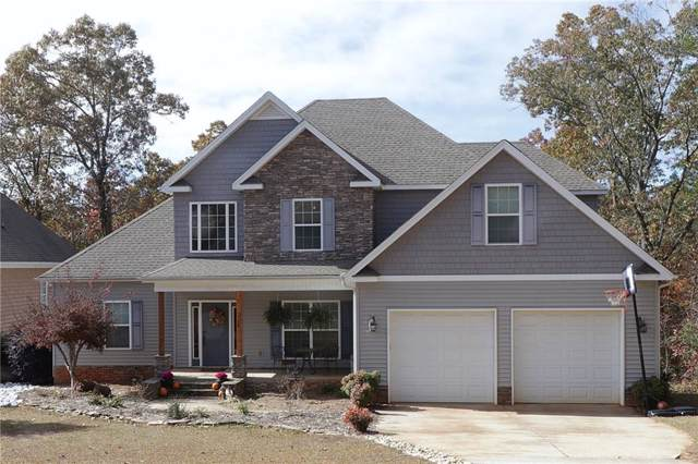 128 Friendship Pointe Drive, Seneca, SC 29678 (MLS #20222748) :: The Powell Group