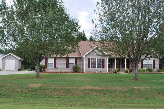 111 Olive Branch, Anderson, SC 29626 (MLS #20222749) :: Tri-County Properties at KW Lake Region