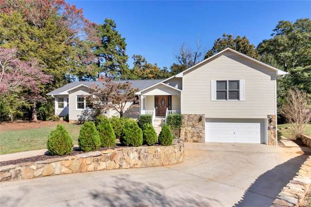 505 Broyles Point Road, Townville, SC 29689 (MLS #20222759) :: Tri-County Properties at KW Lake Region