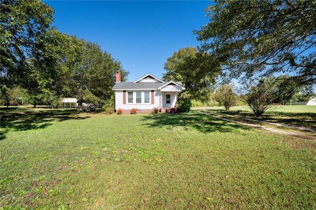 19108 Highway 76 W, Honea Path, SC 29654 (MLS #20222762) :: The Powell Group