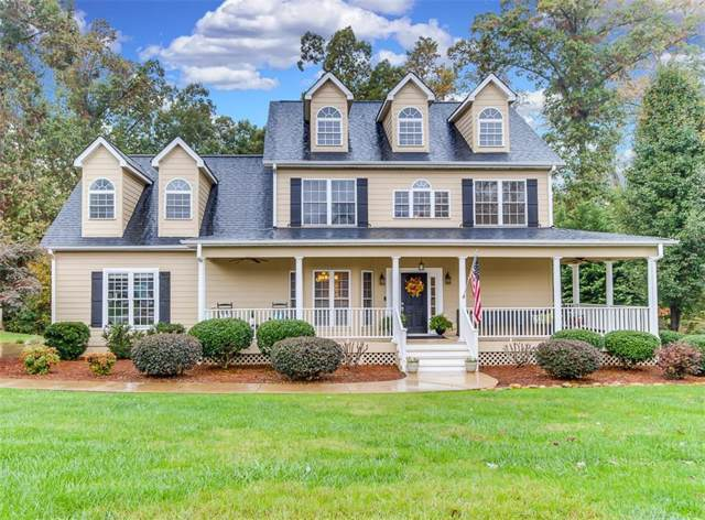114 Elliot Lane, Easley, SC 29640 (MLS #20222781) :: Les Walden Real Estate