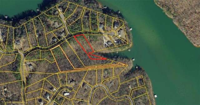 Lot 8 Woodbury North Road, Seneca, SC 29672 (MLS #20222804) :: Tri-County Properties at KW Lake Region