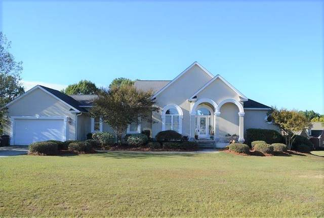 101 Chipping Court, Greenwood, SC 29649 (MLS #20222826) :: Tri-County Properties at KW Lake Region