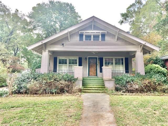 413 Watson Avenue, Anderson, SC 29625 (MLS #20222831) :: Les Walden Real Estate