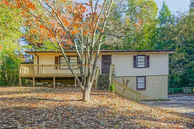 1617 Playground Road, Walhalla, SC 29691 (MLS #20222832) :: Les Walden Real Estate