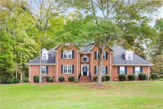 4009 Brackenberry Drive, Anderson, SC 29621 (MLS #20222833) :: The Powell Group