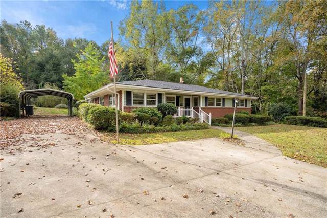 303 W Quincy Road, Seneca, SC 29678 (MLS #20222838) :: Tri-County Properties at KW Lake Region