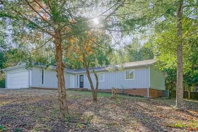 1512 Cherokee Drive, Seneca, SC 29672 (MLS #20222839) :: Tri-County Properties at KW Lake Region