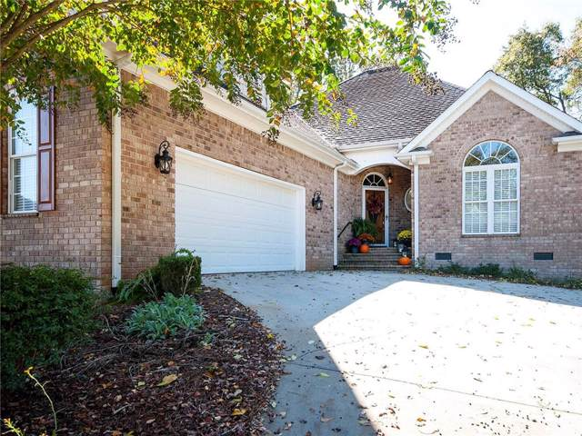 102 Courtyard Drive, Anderson, SC 29621 (MLS #20222842) :: Tri-County Properties at KW Lake Region