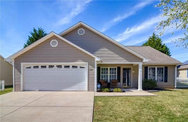 402 Ashwood Lane, Anderson, SC 29625 (MLS #20222847) :: Les Walden Real Estate