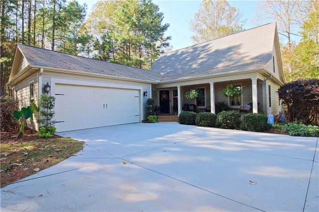 103 Bartram Trail, Central, SC 29630 (MLS #20222857) :: The Powell Group