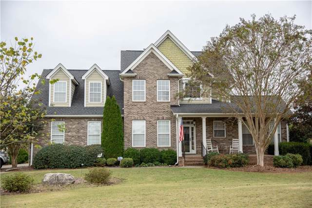 11 Old American Boulevard, Pendleton, SC 29670 (MLS #20222874) :: The Powell Group