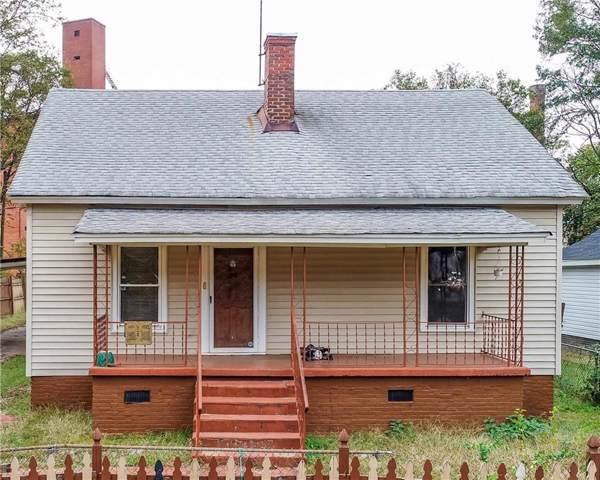 17 N Vance Street, Greenville, SC 29611 (MLS #20222888) :: Tri-County Properties at KW Lake Region