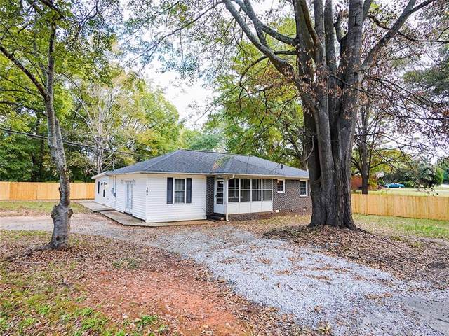 508 Camellia Drive, Anderson, SC 29625 (MLS #20222895) :: Tri-County Properties at KW Lake Region