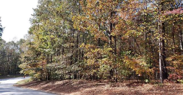 Lot 147 Waterside Crossing, Seneca, SC 29672 (MLS #20222896) :: Tri-County Properties at KW Lake Region