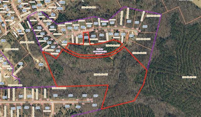 00 Heatherwood Drive, Gray Court, SC 29645 (MLS #20222897) :: Tri-County Properties at KW Lake Region