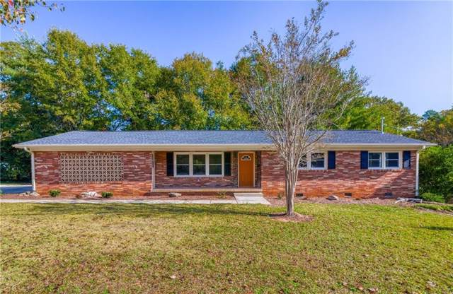 117 Northway Drive, Easley, SC 29642 (MLS #20222909) :: Tri-County Properties at KW Lake Region