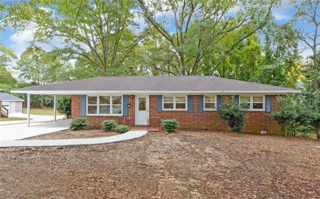 577 Athens Street, Hartwell, GA 30643 (MLS #20222912) :: Les Walden Real Estate