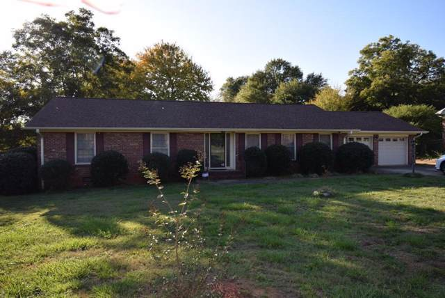 104 Pine Needle Trail, Anderson, SC 29625 (MLS #20222925) :: Tri-County Properties at KW Lake Region