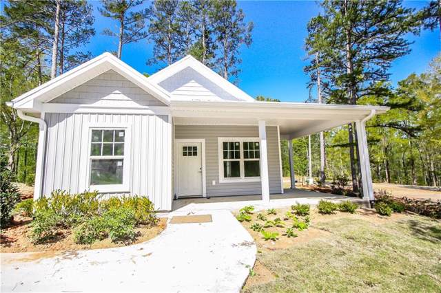 208 W Woodland Drive, Walhalla, SC 29691 (MLS #20222927) :: Tri-County Properties at KW Lake Region