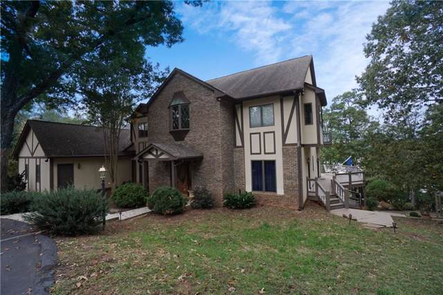117 Chestnut Lane, Anderson, SC 29625 (MLS #20222929) :: Tri-County Properties at KW Lake Region