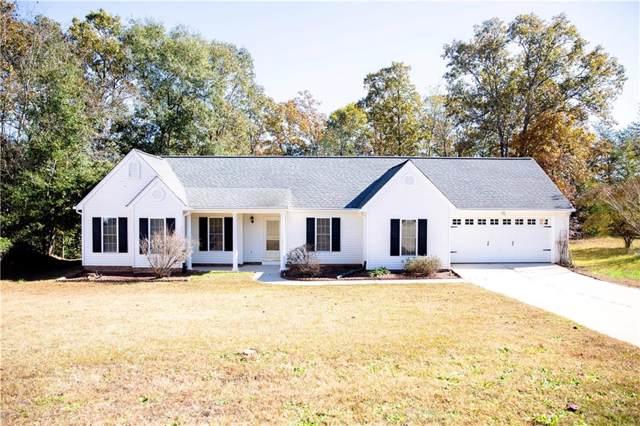 312 Weeping Willow Drive, Seneca, SC 29672 (MLS #20222934) :: Les Walden Real Estate