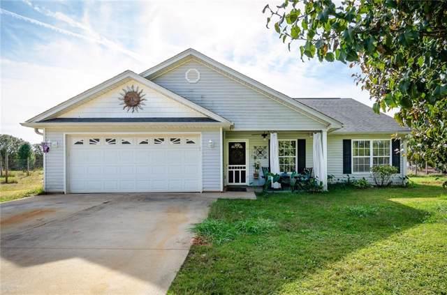 114 Zippo Pine Drive, Williamston, SC 29697 (MLS #20222938) :: Tri-County Properties at KW Lake Region