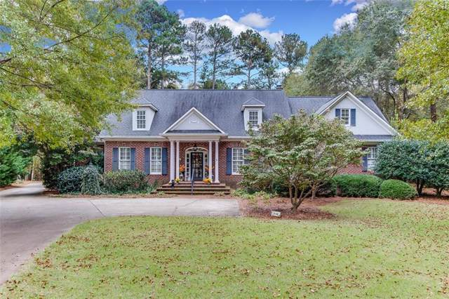 110 Sunrise Harbor Drive, Anderson, SC 29621 (MLS #20222939) :: Tri-County Properties at KW Lake Region