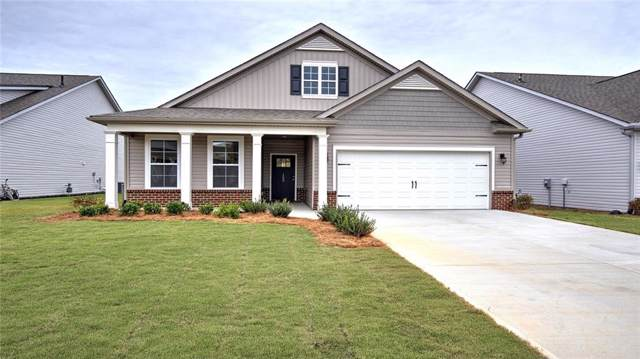 139 Cypress Hollow Drive, Anderson, SC 29621 (MLS #20222949) :: The Powell Group