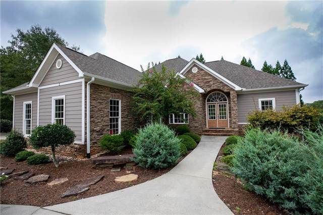 102 Thorn Hill Lane, Seneca, SC 29678 (#20222950) :: Connie Rice and Partners