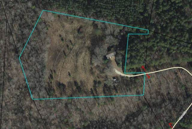 172 Bryant Drive, Walhalla, SC 29691 (MLS #20222954) :: Tri-County Properties at KW Lake Region