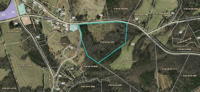 00 Rhymes Lane, Pickens, SC 29671 (MLS #20222970) :: Les Walden Real Estate