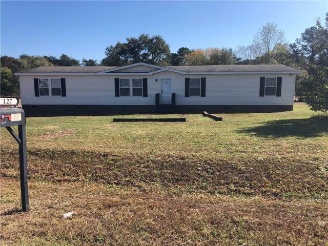 127 Erskine, Anderson, SC 29621 (MLS #20223012) :: The Powell Group
