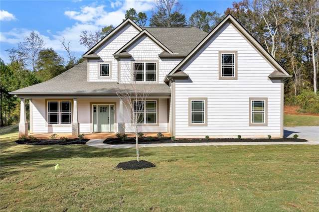 18 Firelight Lane, Easley, SC 29642 (MLS #20223041) :: Tri-County Properties at KW Lake Region