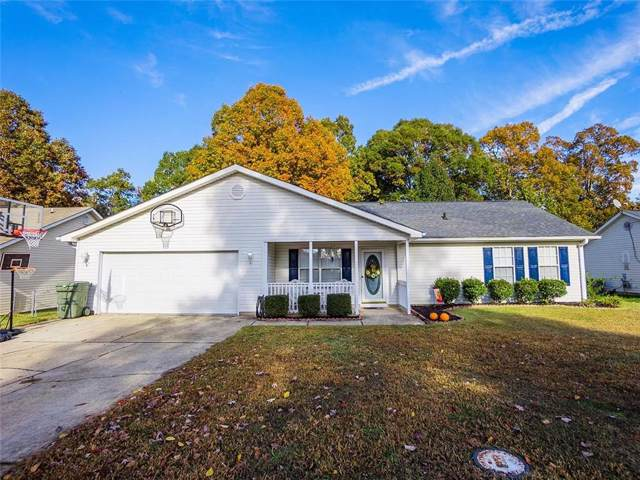524 Country Gardens Drive, Fountain Inn, SC 29644 (MLS #20223065) :: Allen Tate Realtors